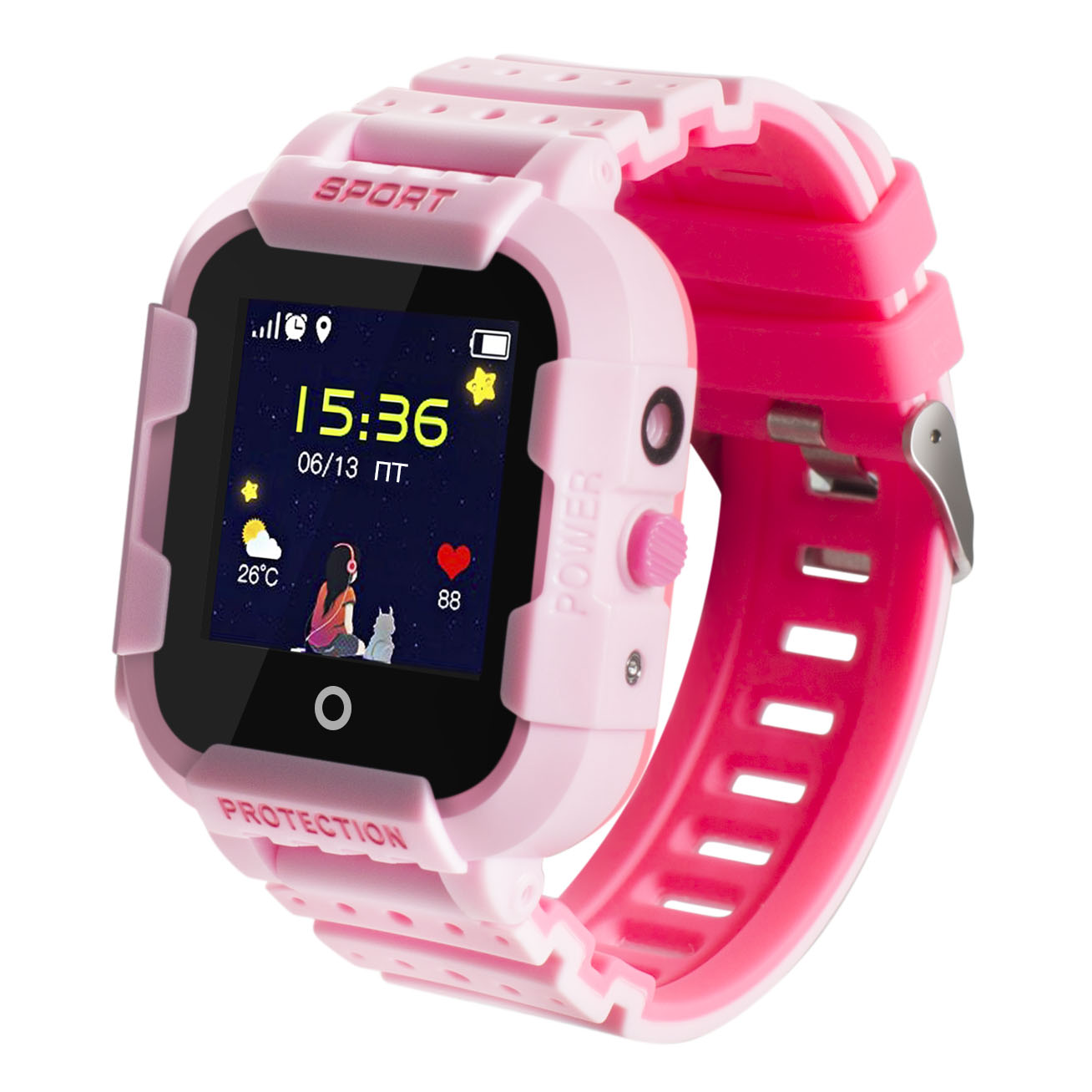 Детские смарт-часы KT03
